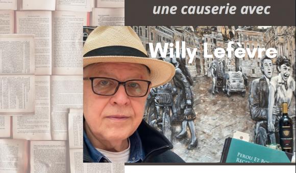 Interview de M. Willy Lefèvre par Guy O. Vanackeren