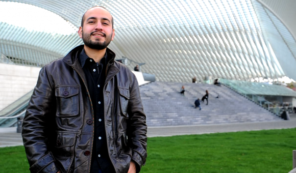 Tomas Casanova Bustos is 28 years old and is studying for a PhD in Veterinary Medicine