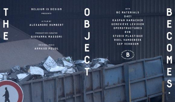 The object becomes Wallonia Belgium is design