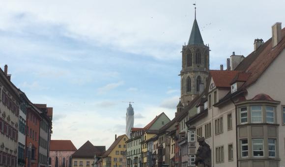 GNSS Haute Précision pour la plus haute tour d'Allemagne