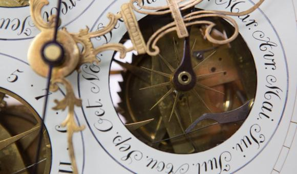 Jacques Neve : Horloger d'Art
