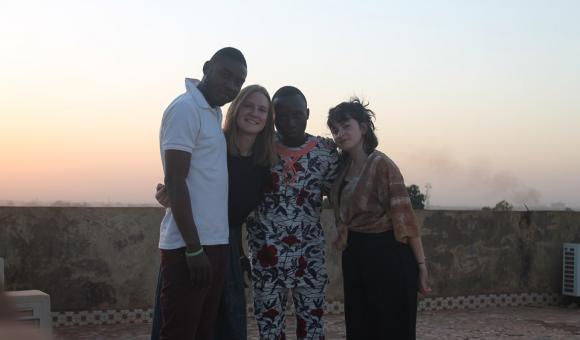 Souvenir des Journées d'intégration culturelles des universités de l'Afrique de l'Ouest (JICUAO)