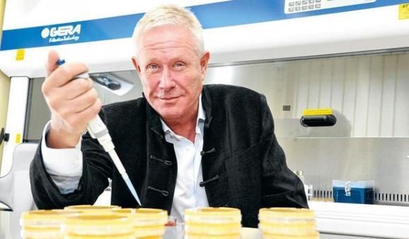 Jehan Liénart, CEO-Fondateur de Vésale Pharma