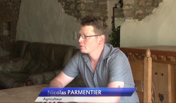 Nicolas Parmentier - Agriculteur connecté