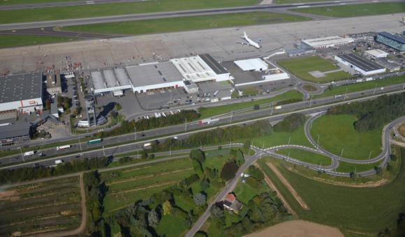 Liege Airport en Wallonie