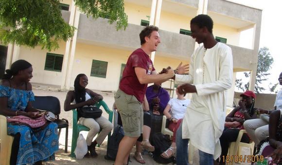 Dépasser ses préjugés et aller à la rencontre de l'autre, c'est ce qu'ont réalisé les jeunes partis au Sénégal (c) JEC