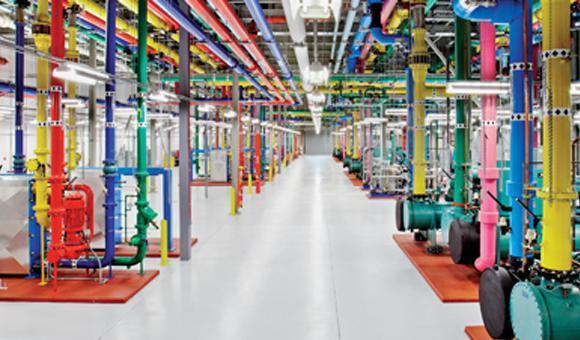 C'est en Wallonie que Google a choisi d'implanter un de ses Data Centers les plus modernes au monde.