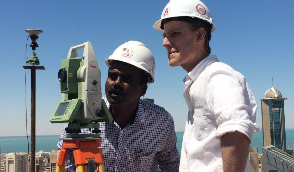 Combinaison de Station Totale et du GNSS
