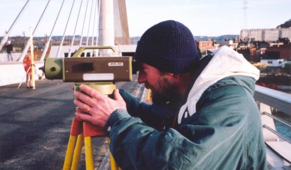 GNSS technology has replaced long and costly traditional surveying operations