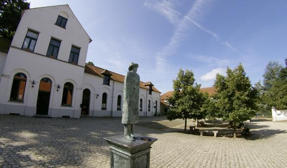 Vallonia-La Hulpe-Fondation Folon