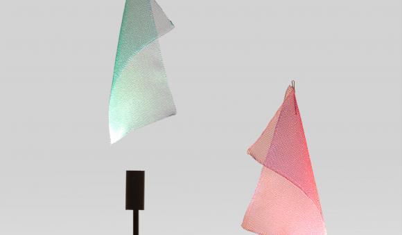 The Luciole floor lamp