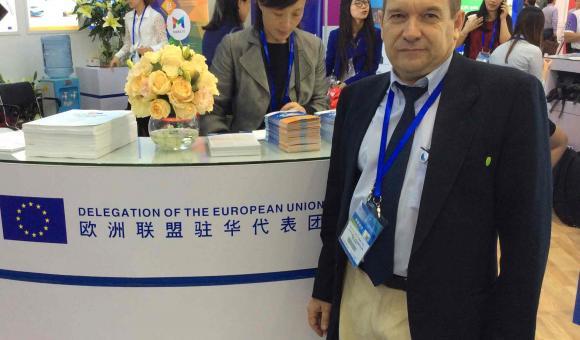 Proposer ses produits sur le stand EU ...