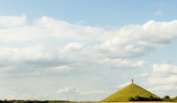 130 000 spectateurs ont assisté aux cérémonies du bicentenaire de la célèbre bataille de Waterloo.