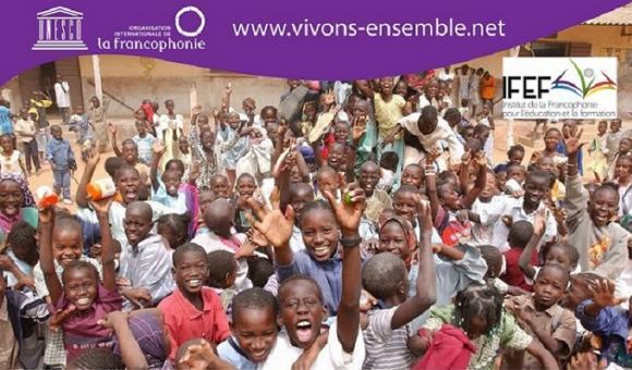 Lancement de la plateforme web #VivreEnsemble
