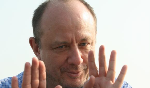 Carl Norac - De vive voix (c) DGWB Québec