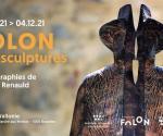 """""""Exposition - Folon. Les sculptures - Photographies de Thierry Renauld"""""""