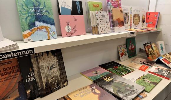 Librairie Maison Temps-Rêves (c) Bureau AWEX Taiwan