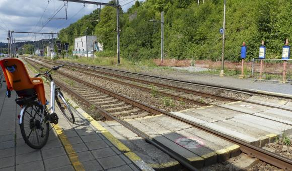 La ligne Charleroi