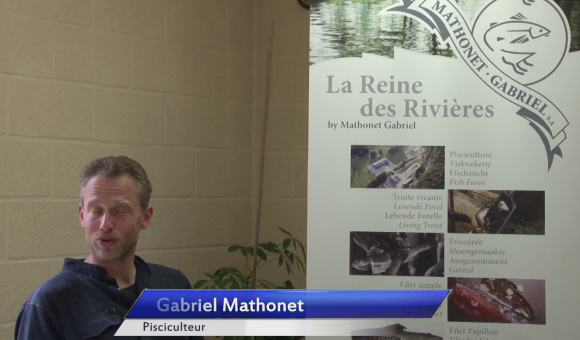 Gabriel Mathonet - Fish breeder