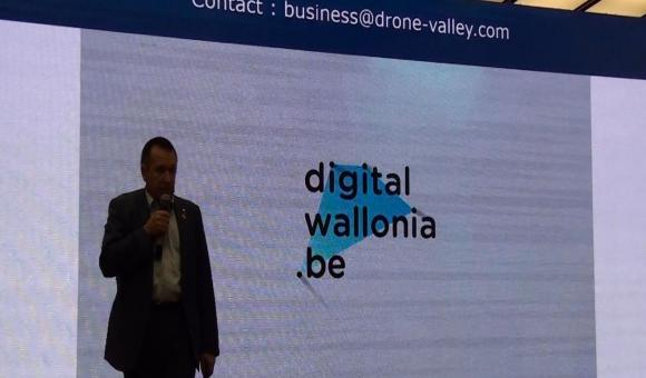 The assets of the Wallonia through Digital Wallonia