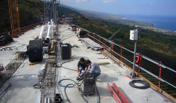 Surveillance des Ponts par GNSS