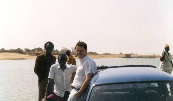 Utilisation des technologies spatiales (GPS/GNSS) et inertielles en Afrique