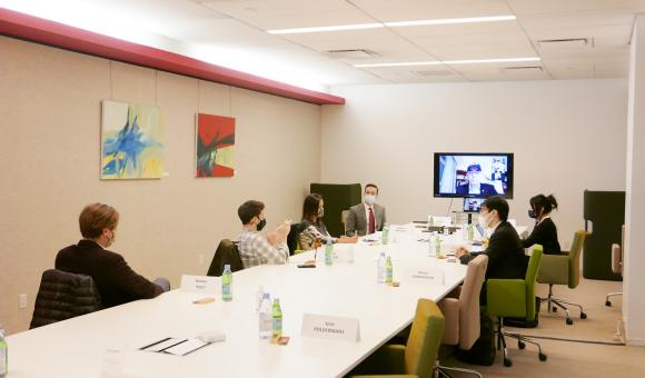 WBI founds the Science & Technology Diplomatic Circle of New York