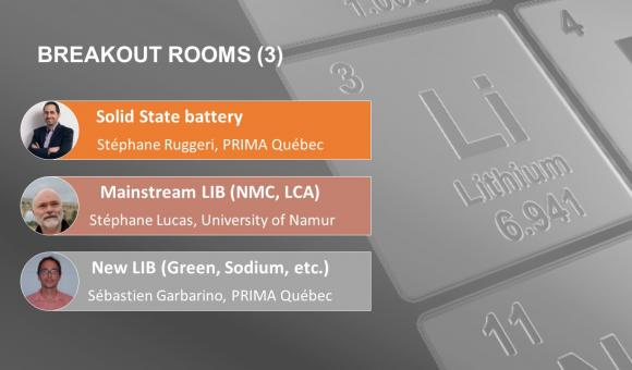 Success for the R-D matchmaking webinar on battery material!