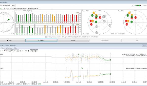 Un outil pédagogique et professionnel pour l'étude et l'utilisation des données GNSS