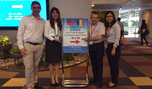 Networking B2B organized by AWEX