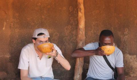 Dolo (bièrre locale) du Burkina Faso