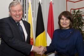 """Un accord a été signé récemment entre les représentants de la fine mécanique wallonne et deux """"Topsectoren"""" néerlandais."""