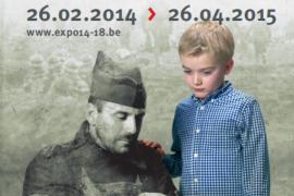 Expo 14-18 C'est Notre Histoire !, grande exposition organisée dans le cadre du Bincéntenaire de la Guerre 14-18