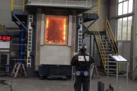 BTF est spécialisé dans la construction de fours industriels.