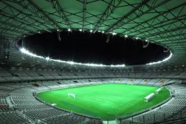 Schréder assurera l'éclairage complet et durable de l'ensemble du Mineirão Stadium à Belo Horizonte.
