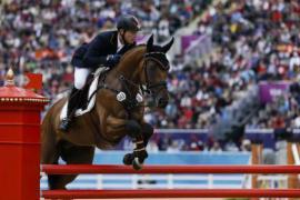 Obstacles franchis pour les chevaux belges